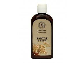 Ruská tradiční bylinná péče Šampon s hennou 200ml