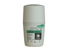 Urtekram Deodorant roll on MEN BIO 50ml