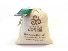 Healing Nature Koupelová sůl s plody jalovce 1kg