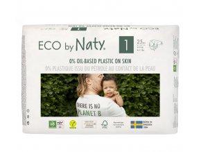 Plenky Naty Nature Babycare Newborn 2-5 kg (26 ks)