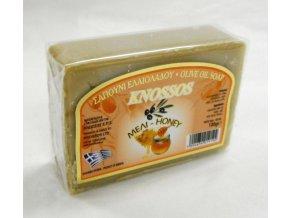 knossos olivove mydlo med