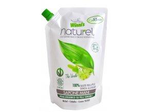 winni s naturel sapone mani ecoricarica 500 ml