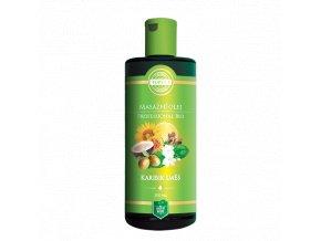 topvet masazni olej karibik smes