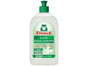 frosch na nadobi pro alergiky 500ml