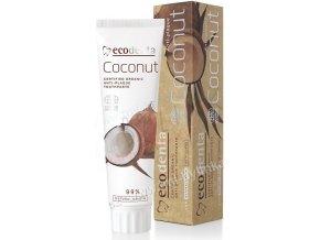 ecodenta bio zubni pasta proti zubnimu plaku s kokosovym olejem 100ml1