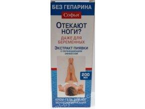 sofia gel s extraktem z pijavek 200 ml1