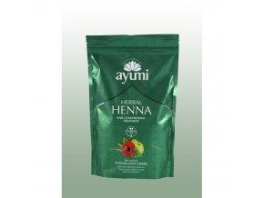 hena natural s bylinami na vlasy 150 g fudco