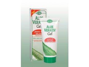 ESI Aloe vera gel čistý 200ml