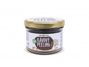 purity vision kavovy peeling 160g