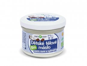 purity vision detske telove maslo 200ml