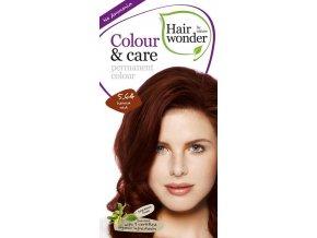 Hairwonder dlouhotrvajici barva cervena henna 5 64
