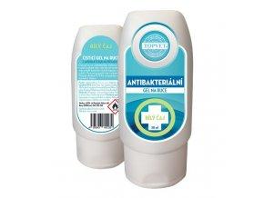 topvet antibakterialni gel na ruce bily caj