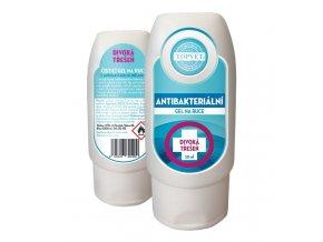 topvet antibakterialni gel na ruce divoka tresen