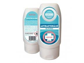 topvet antibakterialni gel na ruce hedvabi