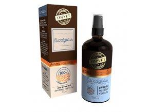 topvet aroma room spray eucalyptus