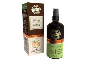 topvet aroma room spray ylang ylang