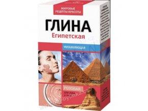 egyptsky ruzovy jil hydratace 100g