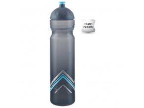 zdrava lahev bike hory modra 1 l