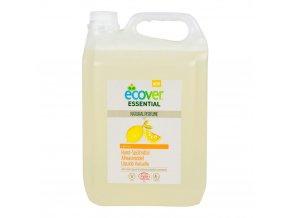 ecover pripravek na myti nadobi citron 5l ecocert