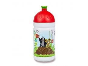 zdrava lahev krtek cervena 500ml