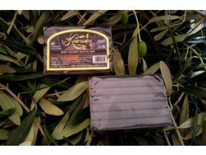 olivové mýdlo s hlínou