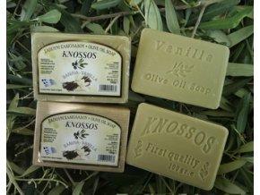 olivové mýdlo s vanilkou