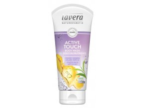 lavera sprchovy gel active touch