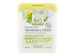 so bio sprchovy gel verbena