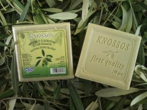 knossos olivove mydlo bile 200g