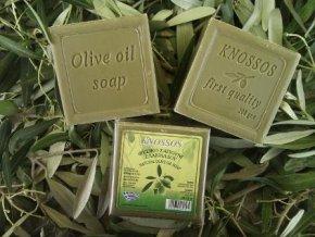 knossos olivove mydlo zelene 200g