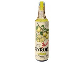 kitl syrob citron 500 ml