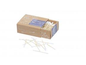 tycinky bambusove do usi