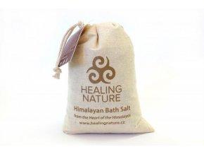 Healing Nature Koupelová sůl s listy břízy 1kg