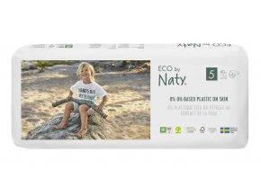 Naty 5 junior economy pack