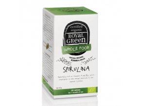royal green bio spirulina 60tablet