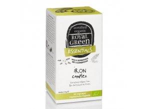 royal green bio zelezo komplex 60tablet