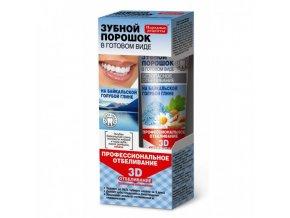 fitokosmetik zubni prasek 3d