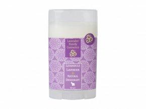 healing nature deodorant levandule 50ml