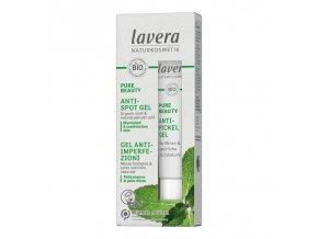 lavera pure beauty gel na akne 15 ml