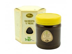 pleva guarana medu