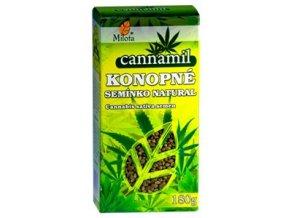 Milota Cannamil konopné semínko natural 180g