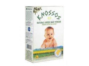 Knossos Olivové mýdlo v prášku zelené 1kg