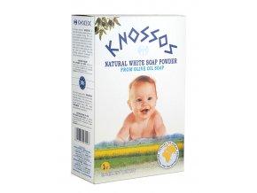 Knossos Olivové mýdlo v prášku bílé 1kg