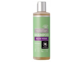 Urtekram Šampon aloe vera na suché vlasy BIO 250ml