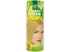 HennaPlus přírodní barva na vlasy krémová zlatá blond 8.3 60ml