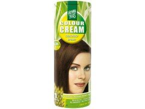 HennaPlus přírodní barva na vlasy krémová čokoládová 5.35 60ml