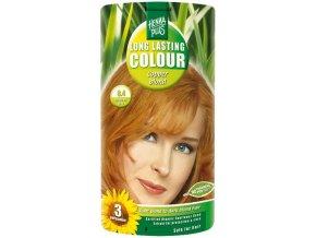 HennaPlus dlouhotrvající barva měděná blond 8.4 100ml