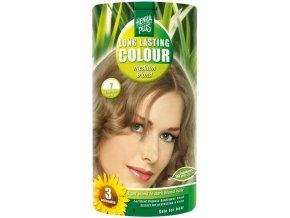 HennaPlus dlouhotrvající barva sytá blond 7 100ml