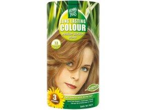 HennaPlus dlouhotrvající barva sytě zlatá blond 7.3 100ml