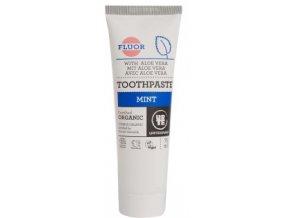 Urtekram Zubní pasta máta a fluor BIO 75ml